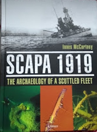 Scapa 1919 book front