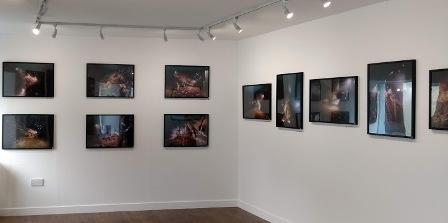 Scapa Flow Exhibition Northlight Gallery 1