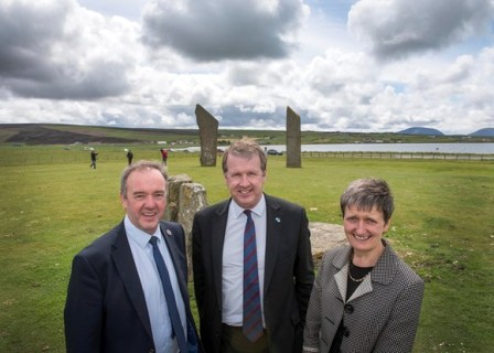 Stones of Stenness MOU 2019