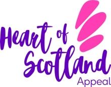 The Heart of Scotland Logo CMYK