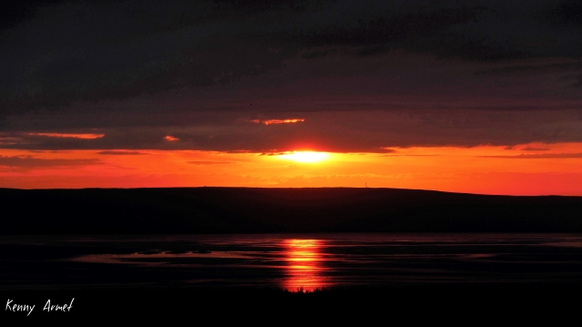 4 Sunset Kirkwall Bay 16th July 19