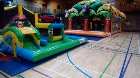 Big inflatables 1 Nick