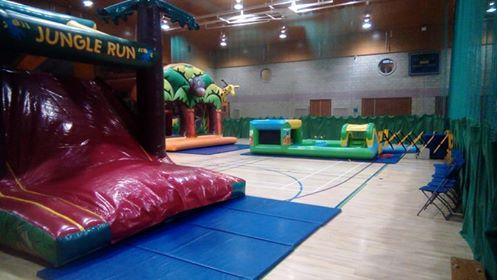 Big Inflatables 2 Nick