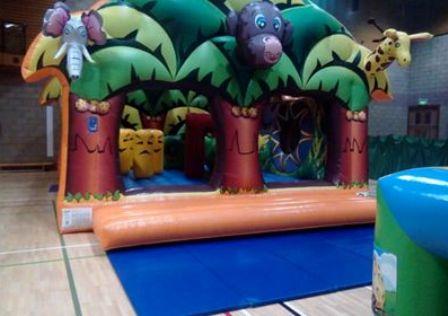 Big inflatables 3 Nick