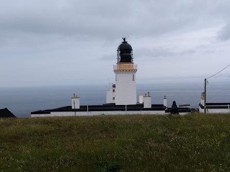 Lighthouse Dunnet Head