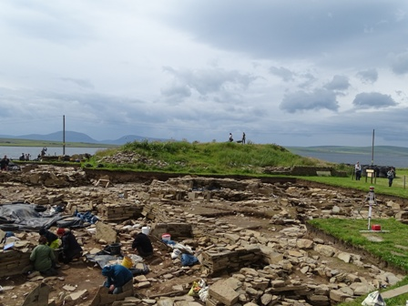 Ness of Brodgar Bell 2