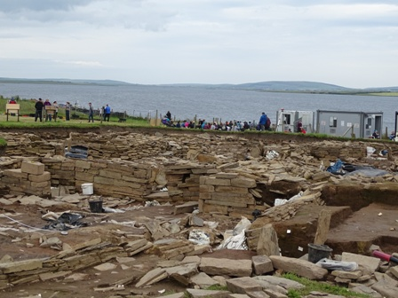 Ness of Brodgar Bell 7