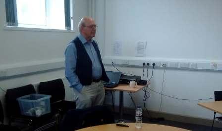 Prof Mike Elliott 1