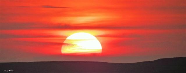 Sunset 27th Aug 2018 4
