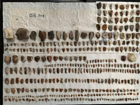 Berridale mesolithic artefacts
