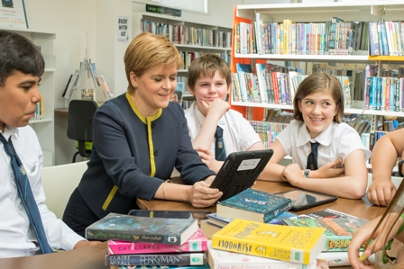 Bookzilla Sturgeon
