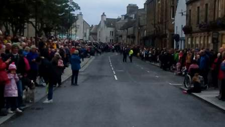 crowds in Kirkwall Nick