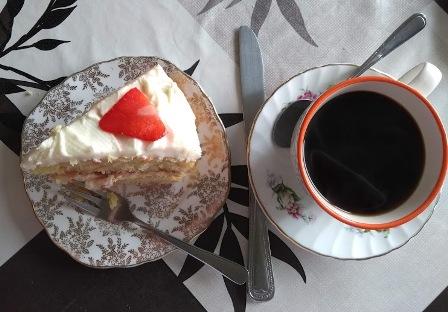 Fernvalley sponge cake