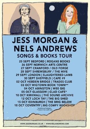 jess nels Tour