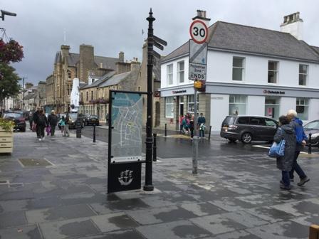 Kirkwall improvements Castle St
