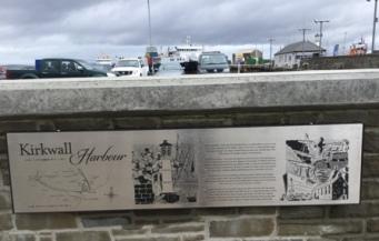 Kirkwall improvements harbour