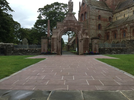 Kirkwall improvements war memorial