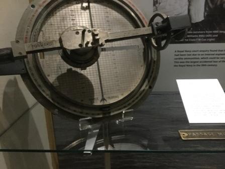 Stromness Museum Mark VIII Dumaresq
