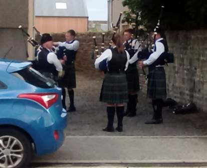 Thurso pipe Band Nick 3