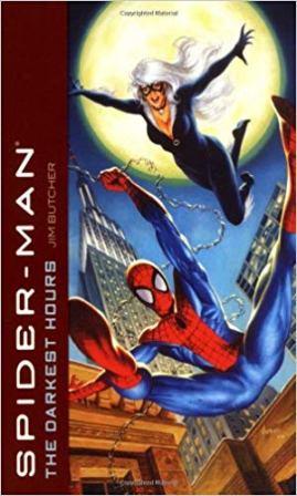 Spiderman the darkest hours audiobook