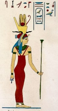 Arsínoe Egyptian Dress