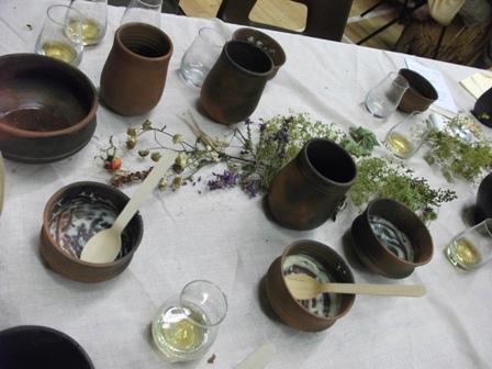 Andrew Appleby pottery