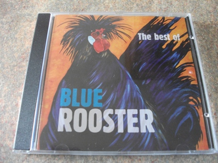 Blue Rooster CD Bell