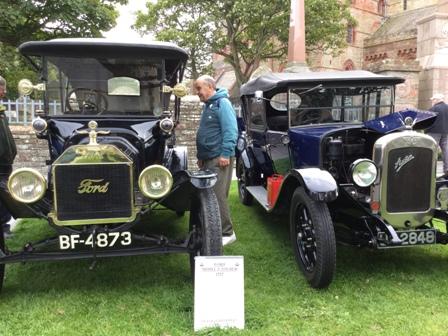 Vintage cars OISF 2019