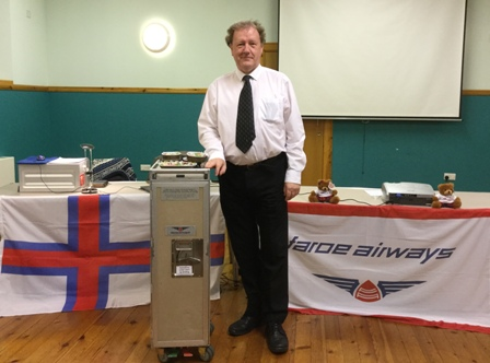 Orkney Aviation Festival Robert Foden