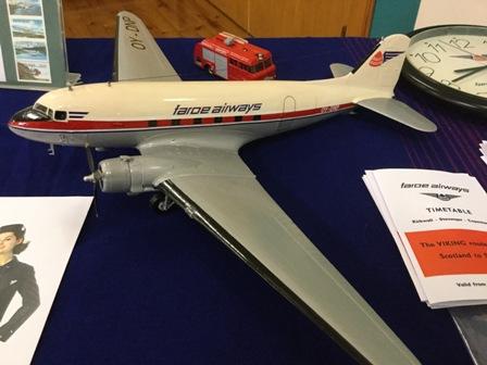 faroe airways DC3