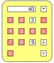 maths week 2019 Calculator image