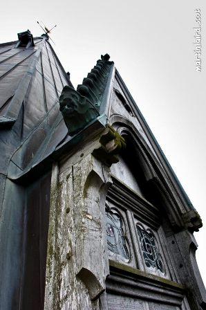 St Magnus Cathedral spire