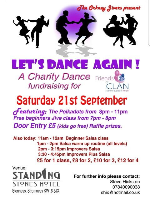 Let's Dance Again poster