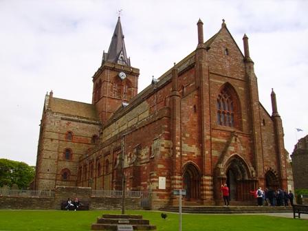 St Magnus Cathedral Stuart Little
