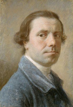 Allan Ramsay self portrait