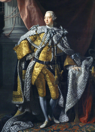 King George III by Allan Ramsay 1787