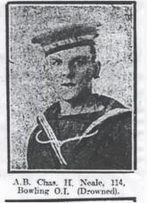 Chas Neale HMS Pheasant