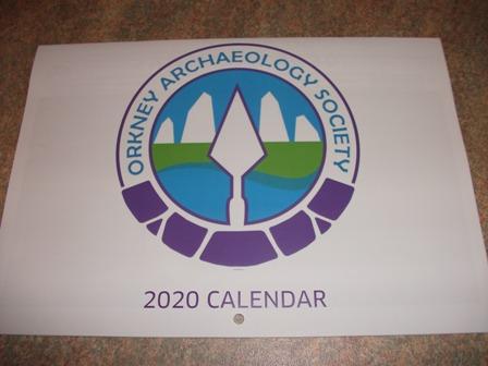 calendar Orkney Archaeology Society Bell