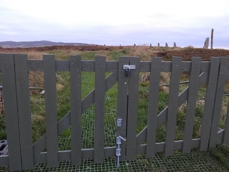 Gates at Brodgar 1