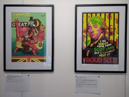Martin Laird Exhibition