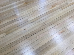 original flooring Robert Rendall Building