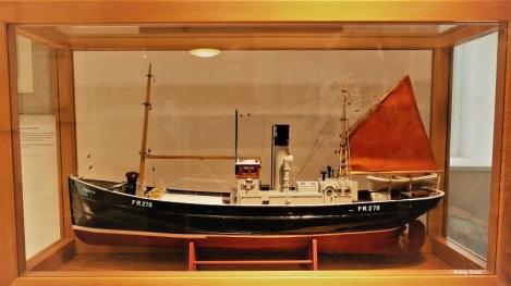 Rescue Vessel for Royal Oak