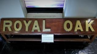 Royal Oak Origional Sign
