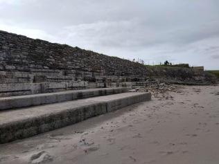 sea wall Skara Brae 2019
