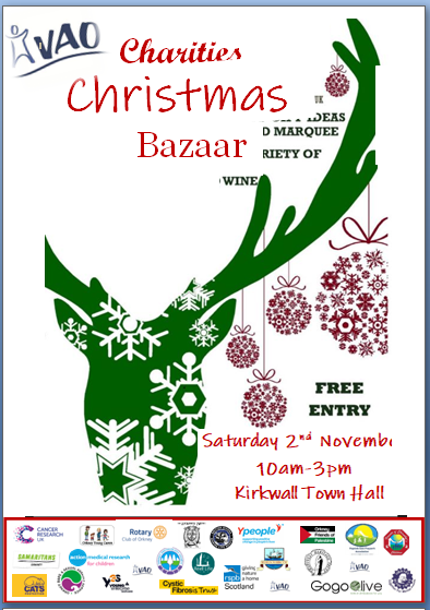 VAO Christmas Baszaar
