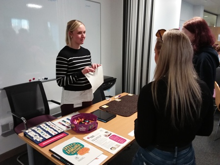 NHS Orkney young people event