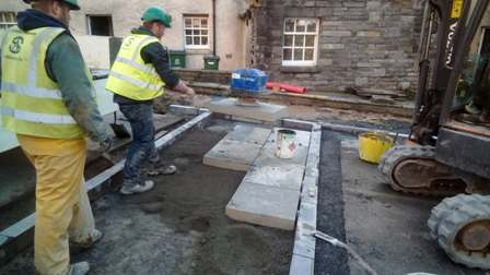 Road Improvements Kirkwall N Morrison