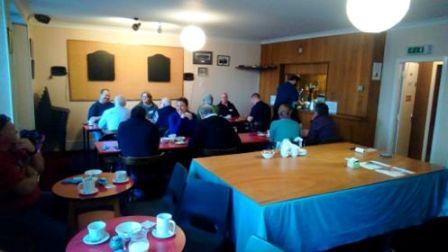 Veterans Breakfast Stromness N Morrison