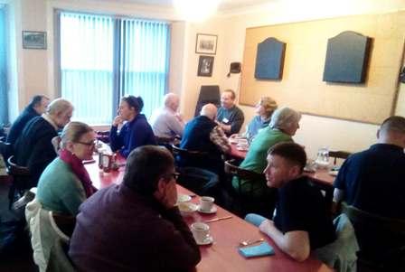 Veterans Breakfast Stromness