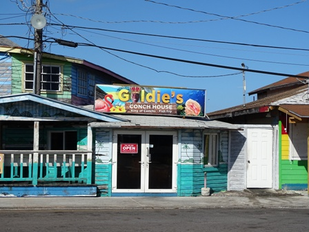 bar in Nassau Mike Bell